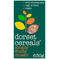 Dorset Fruity Museli 630gm - Bettaveg