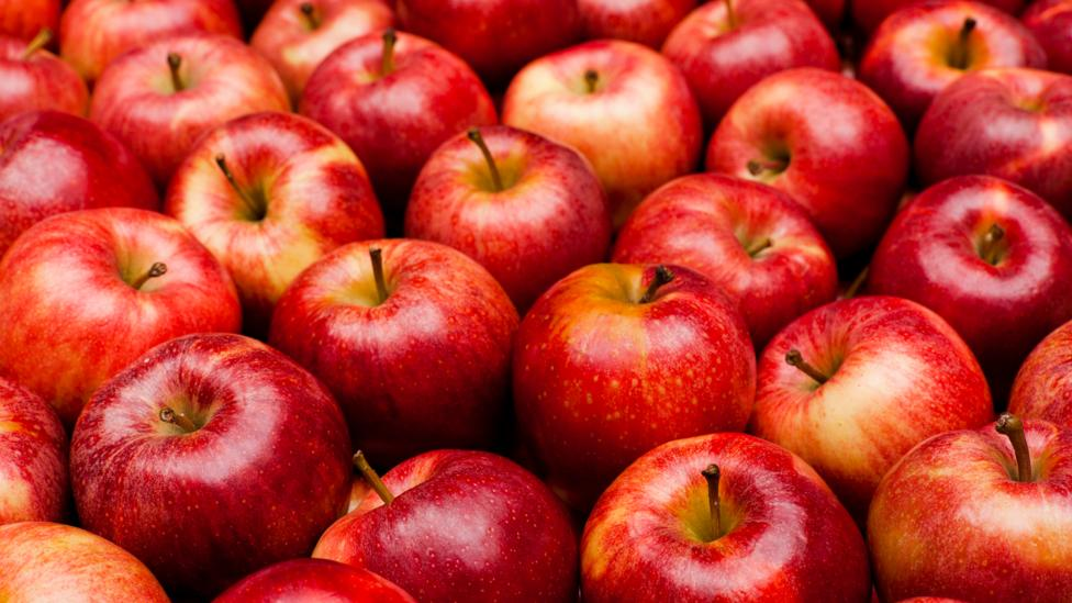 Apples Red each - Bettaveg