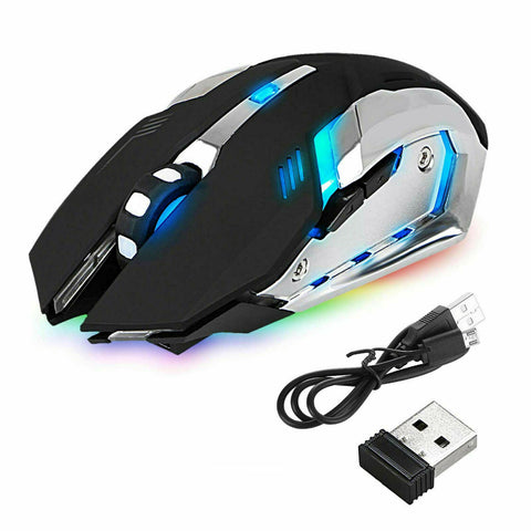 RGB Gaming Pro Optical Mouse