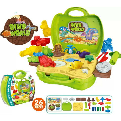 Dinosaur Dough Kit