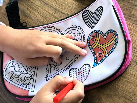 Colour your own HandBag