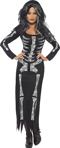 Halloween Skeleton Costume (women)