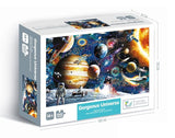 Space Traveller - High Quality Jigsaw Puzzle (1000 pcs)