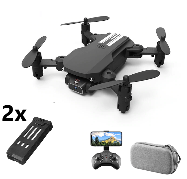 1x ProDrone 4K (with 2x extra batteries)