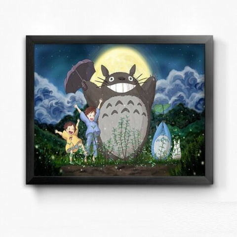 Neighbour Totoro - High Quality Puzzle (1000pcs)