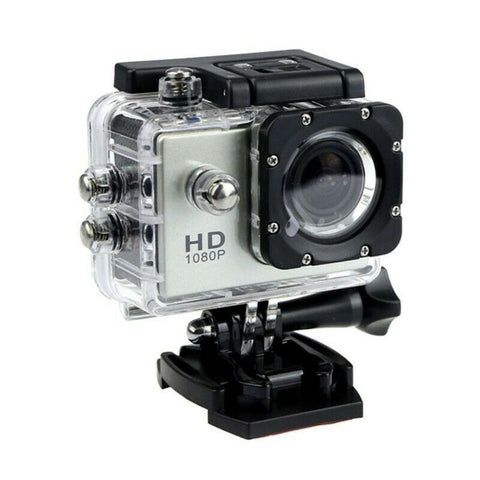 Action Cam Pro 1080p Full HD