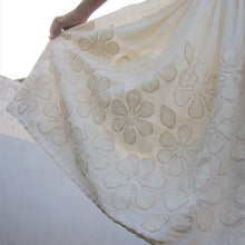 "Load image into Gallery viewer, ""Jaya's Flower Chaniya"" - Lightweight skirt with pocket"