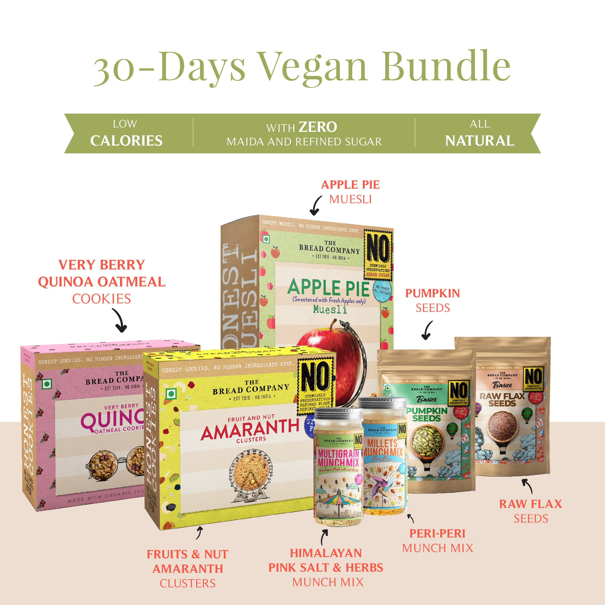 30-Day Vegan Challenge bundle