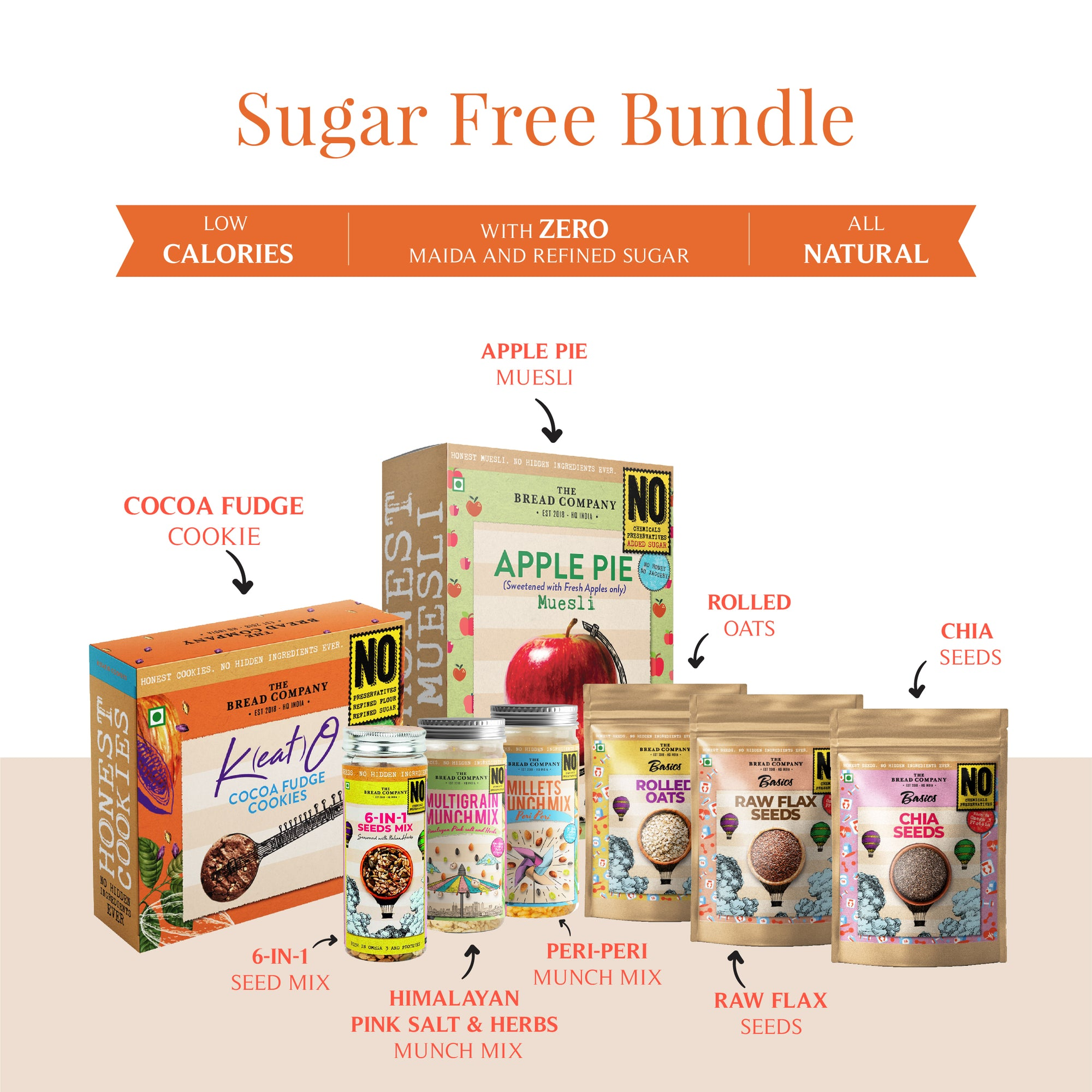 SugarFree bundle