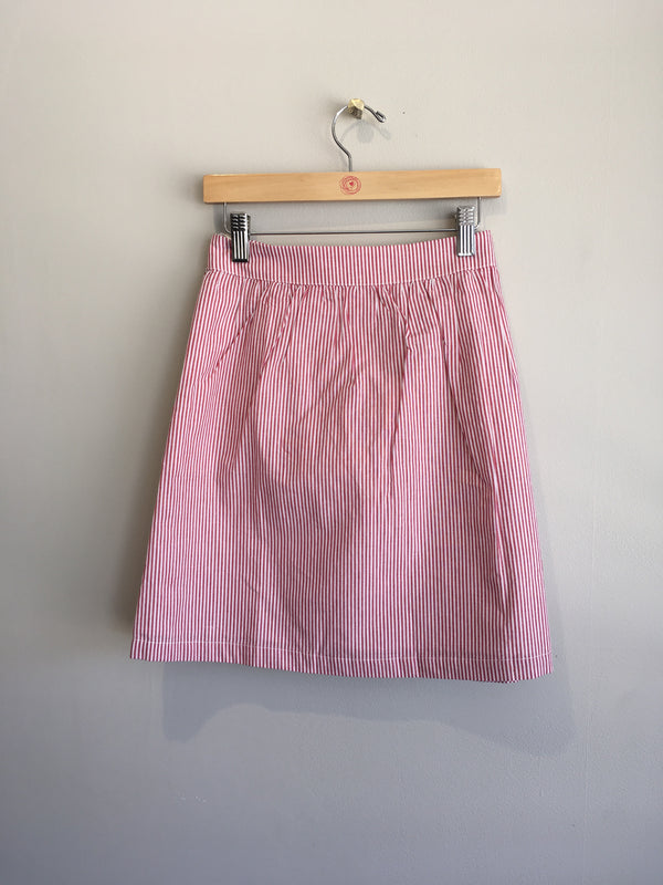 candy striper skirt