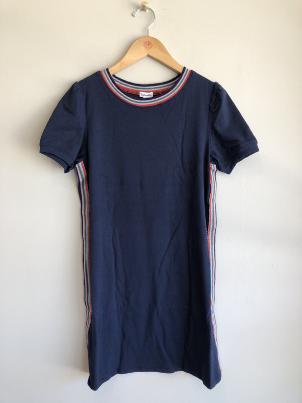 heavy jersey dress