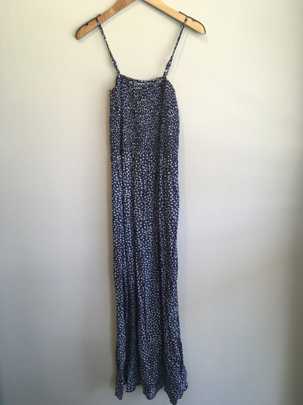 stretch top maxi dress