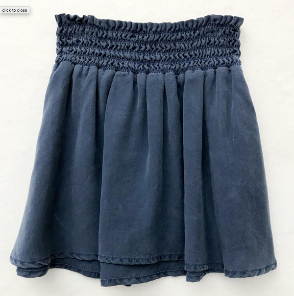 BD FLARED SKIRT