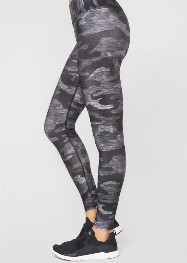 charcoal camp leggings