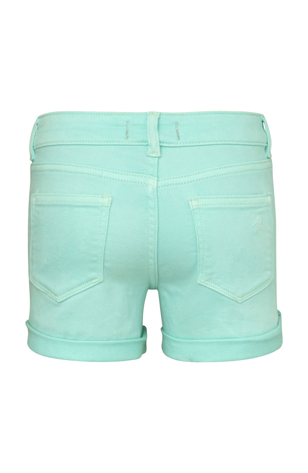 foam green piper shorts