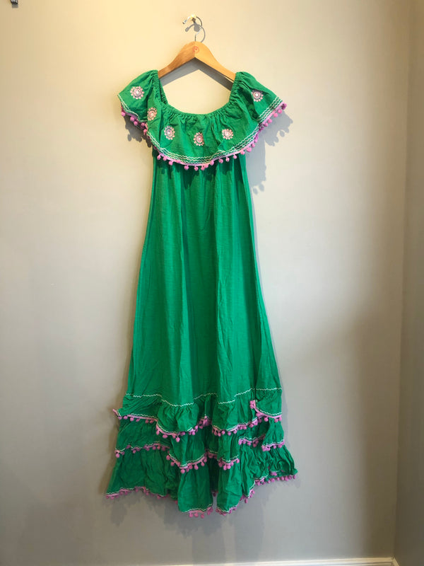 JR CELIA MAXI DRESS