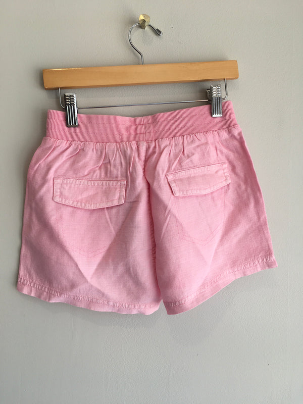 woven fade out shorts