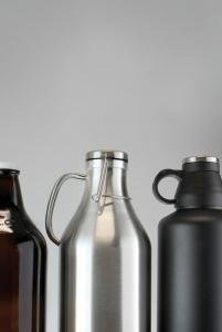 Growlers & Glassware