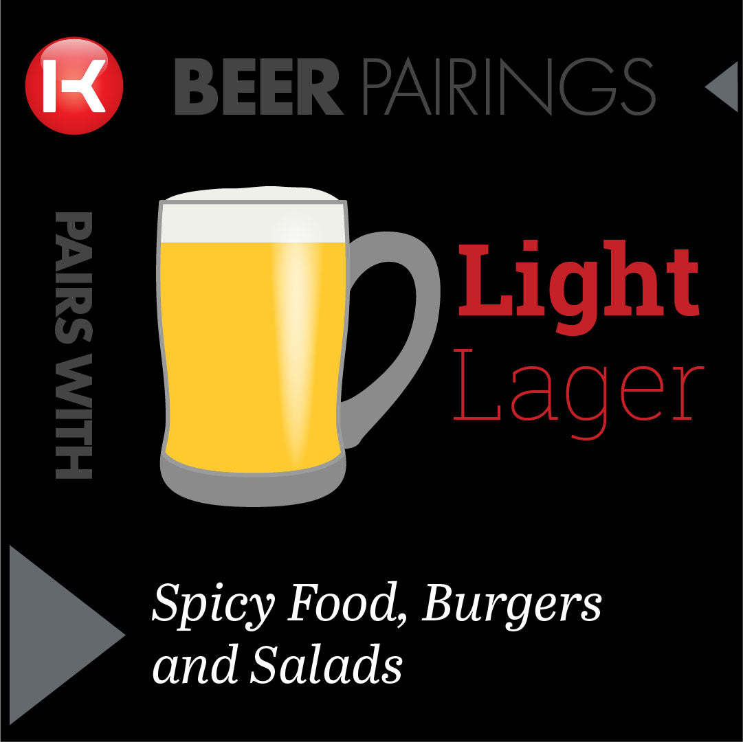 Light Lagers