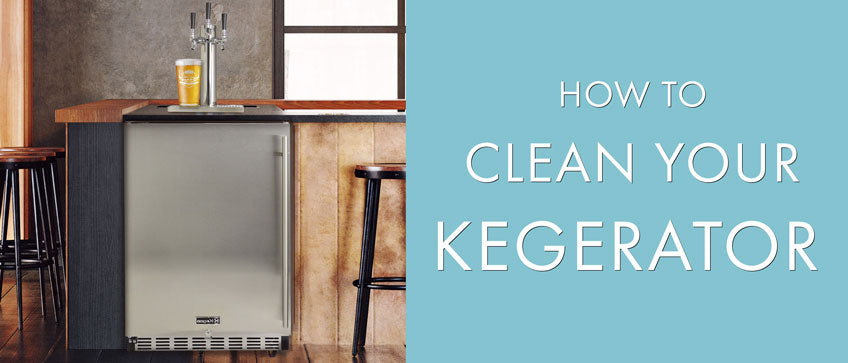 How To Clean A Kegerator