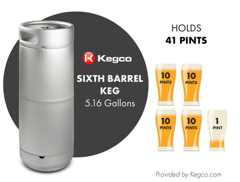 Sixth Barrel Keg