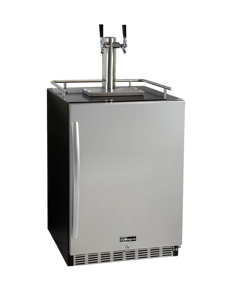 Kegco HK38BSU-2 Beer Fridge