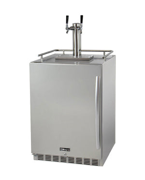 Kegco HK38SSU-L-2 Beer Fridge