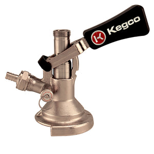 M System Keg Tap Coupler with Ergonomic Handle