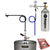 Standard Party Beer Dispener Keg Tap Kit with Tank