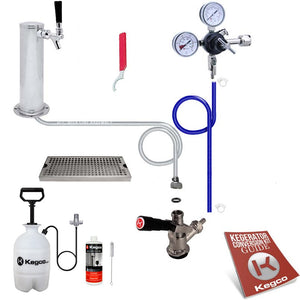 Ultimate Tower Kegerator Conversion Kit without Tank