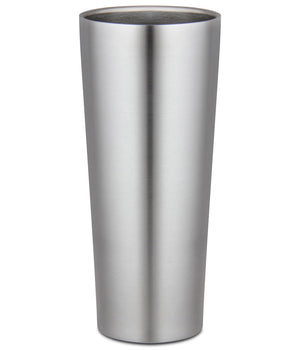 64-oz. Stainless Steel Beer Growler with 4 16-oz. Stainless Steel Pint Glasses