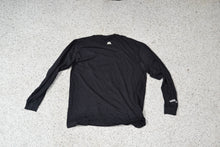 Load image into Gallery viewer, LONG SLEEVE TEE - Bone on Black