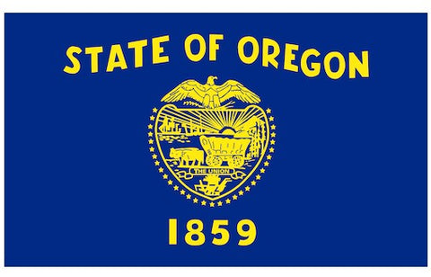 State Of Oregon Gift Store