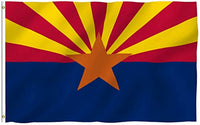 Arizona State Flag - Heavy Duty