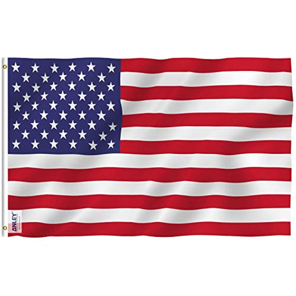 3x5 Foot American US Flag