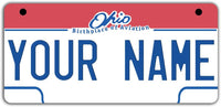 Personalized Custom Michigan State Car Vehicle License Plate