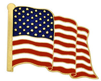 Official US Flag Lapel Pin American Flag