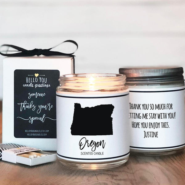 Oregon Scented Candle 9oz