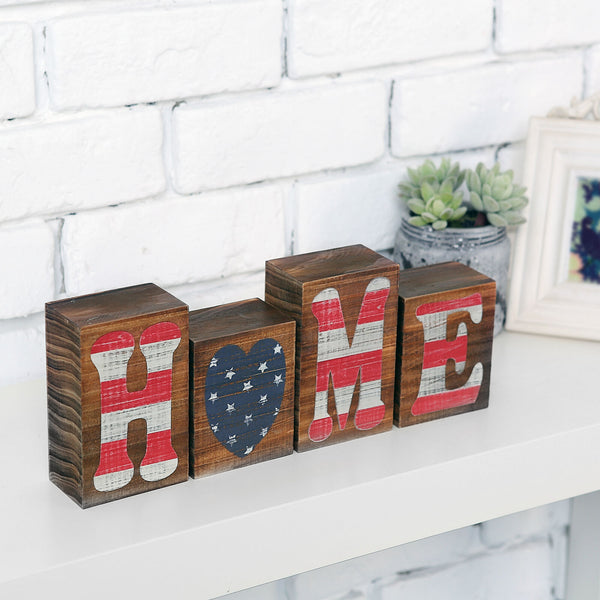 Patriotic Wall Art For Home American Flag