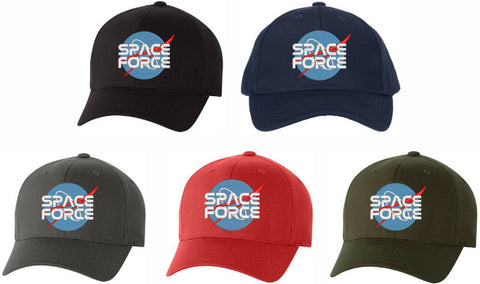 Space Force Hat Military Space Force cap USA Space Force