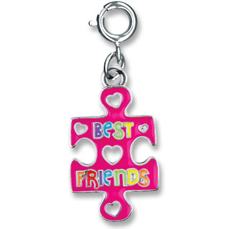 CHARM IT! Best Friends Puzzle Piece Charm