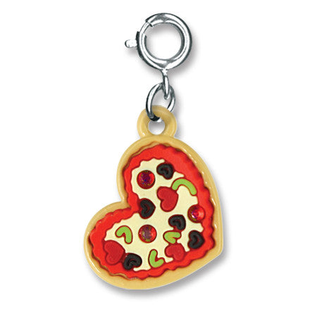 CHARM IT! Heart Pizza Charm