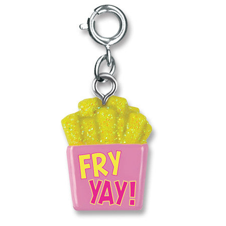 CHARM IT! Fry-Yay! Fries Charm