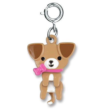 CHARM IT! Swivel Puppy Charm
