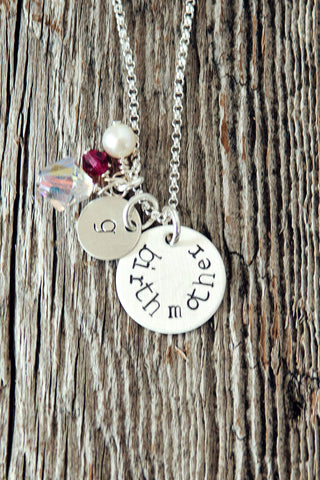 Birthmother Necklace