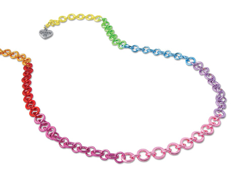 CHARM IT! Rainbow Necklace
