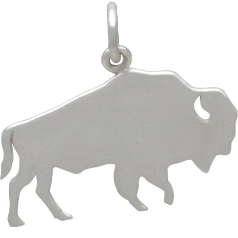 Buffalo Necklace | Keychain