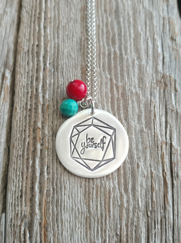 Be Yourself Necklace