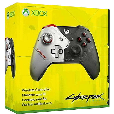 Xbox Wireless Controller Cyperpunk 2077