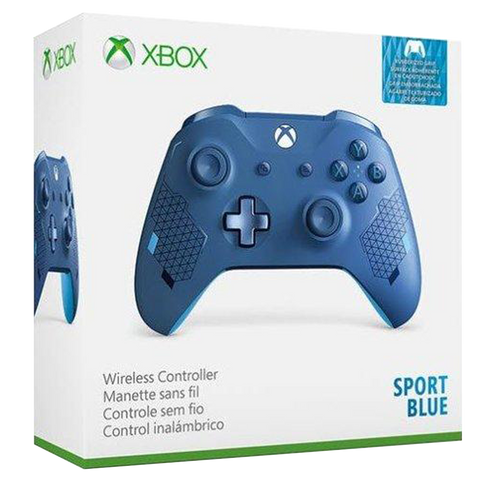 Xbox Wireless Controller Sport Blue